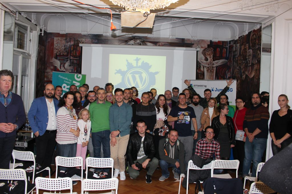 WordPress Sofia Meetup